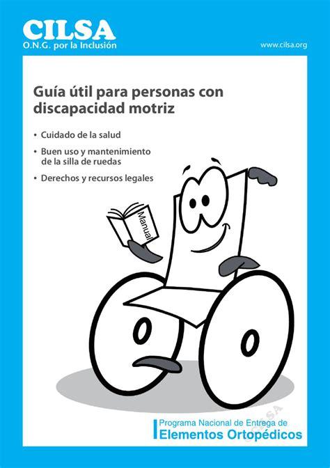 cientifico en silla de ruedas guia 250 til para personas con discapacidad motriz by cilsa