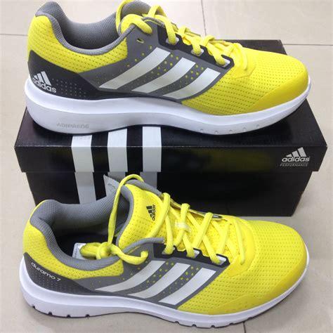 Sepatu Adidas Duramo 7 jual adidas duramo 7 yellow size 41 1 3 sepatu