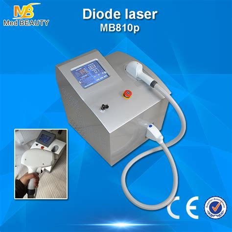 diode laser hair removal fluence 720w salon use 808nm diode laser hair removal upgrade machine mb810 p of beautyequipments