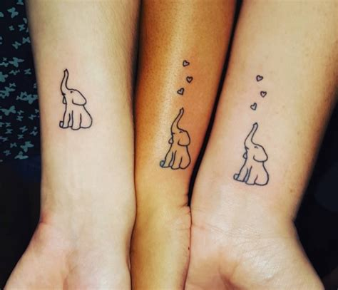 tattoo signifying family sweet tattoos that celebrate the special bond between