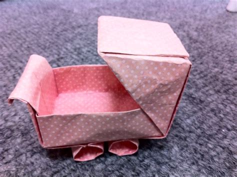 Origami For Babies - origami baby shoes myideasbedroom