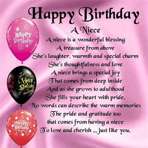 Inspirational Birthday Quotes For Niece Birthday Wishes For Niece Quotes Quote Addicts Animal