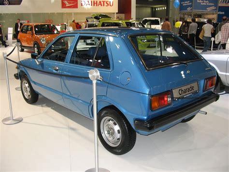 Charade G10 daihatsu charade g10 1979 auta5p id 3732 ger