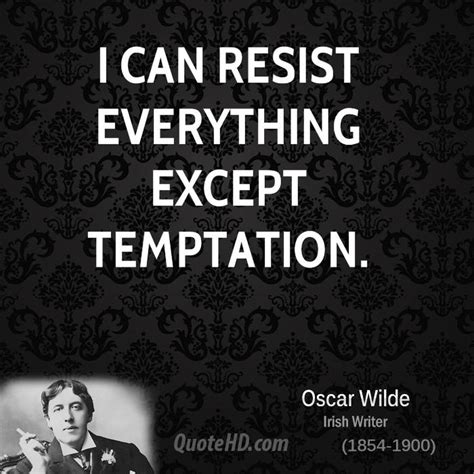 I Can Resist Anything Except Handbags by Oscar Wilde Quotes Quotehd