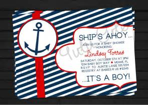 ships ahoy nautical baby shower by shestutucutebtq on etsy