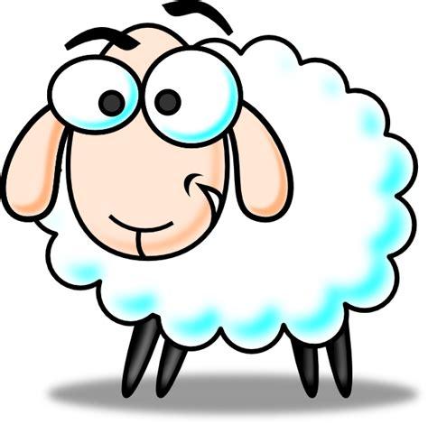 Clipart Of A Sheep sheep clip at clker vector clip