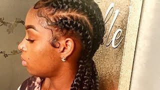 how to do goddess braids on a person with thin hair download video 5 goddess braids tutorial highly requested
