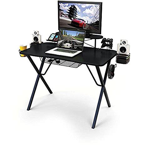 25 Best Gaming Desks Updated See This Before You Buy Atlantic Gaming Desk Black