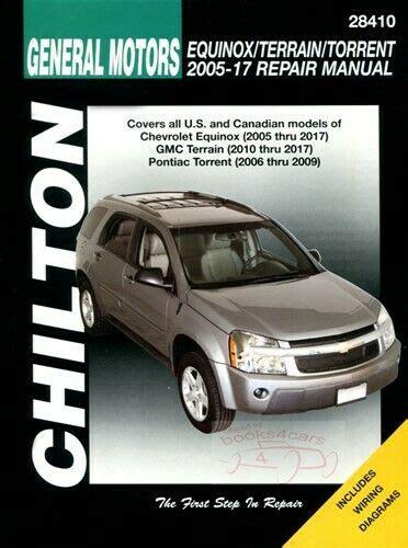 free car manuals to download 2010 chevrolet equinox instrument cluster shop manual service repair chilton haynes book chevrolet equinox pontiac torrent ebay