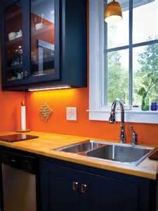 Kitchen Ideas Orange Walls 17 Best Ideas About Orange Kitchen On Orange