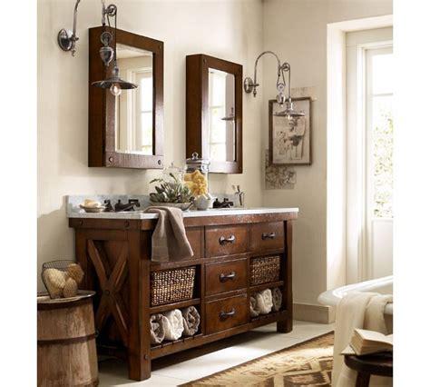 Bathroom Hutch Cabinet Villa Style Bathroom Hutch Custom Cabinets Houston