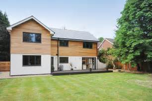 two story bungalow conversion of bungalow to two storey house hshire