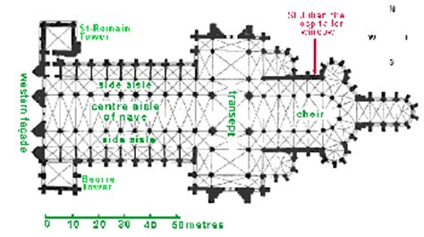 notre dame cathedral floor plan notre dame cathedral floor plan beste awesome inspiration