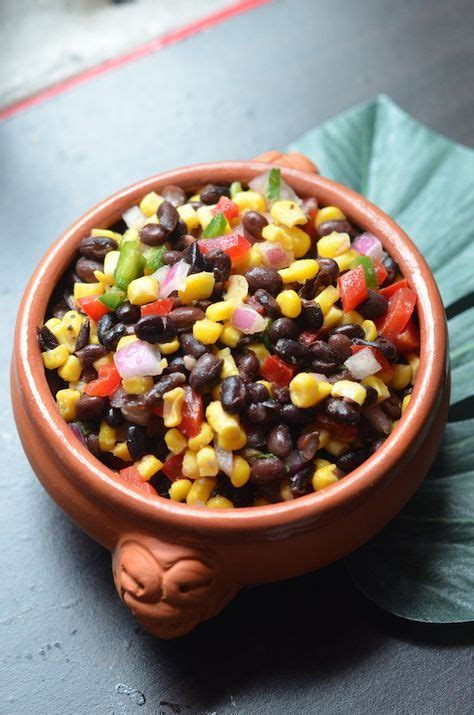 Cince De Mayo Side Corn Black Bean Salad by Best 25 Taco Bar Menu Ideas On Taco Bar