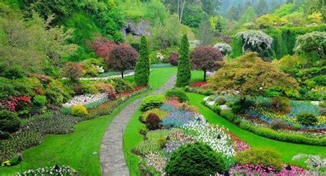 butchart gardens review victoria british columbia