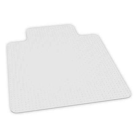 45 X 53 Chair Mat by 45 X 53 In Traditional Lip Chair Mat For Carpet 128133