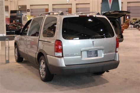 2005 Pontiac Montana Sv6 Recalls by 2005 Pontiac Montana History Pictures Sales Value