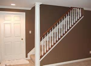 Basement Stairway Ideas How To Change A Staircase Going Into Basement Google