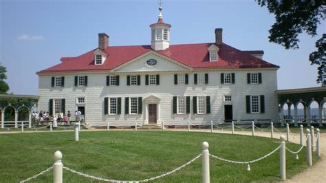 mt vernon george washington s home travel