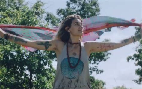 paris jackson dragonfly watch paris jackson star in the music video for nahko s