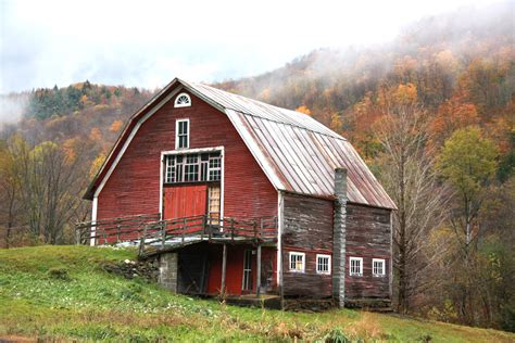 Barn E Slide Show Vermont Barns