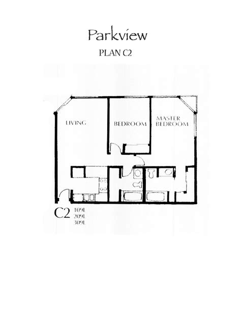 parkview floor plan parkview floor plan c2
