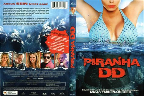 Dvd Piranha 3dd pin jaquette dvd piranha 3d v2 cover on