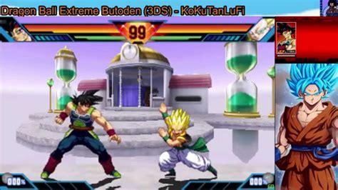3ds Z Butoden butoden 3ds bardock gameplay