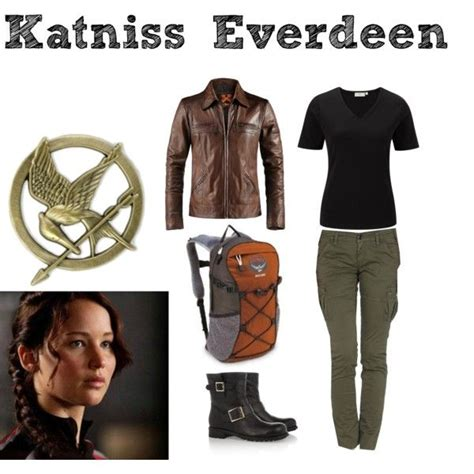 images  hunger games outfits  pinterest