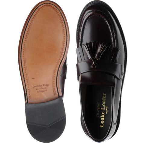 loake brighton loafers loake shoes loake shoemaker brighton tasselled loafer
