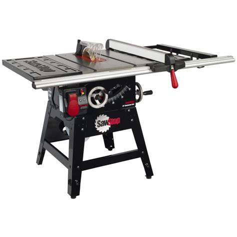 10 inch table saw sawstop contractor saw 10 inch contractor tablesaw