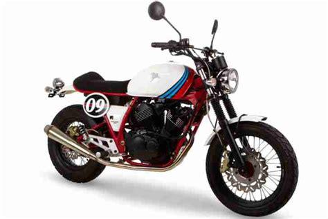 Triumph Motorrad 250ccm by Romet Scmb Scrambler 250 Caffe Racer 250 Ccm 4 Bestes