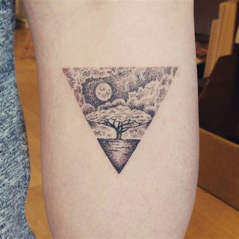 17 hand poked tattoos by sarah march