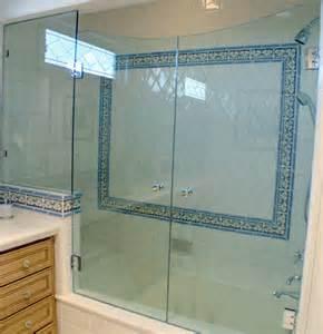 Longevity Bathtubs Aqua Tub Door Frosted Glass Bathtub Door Dreamline