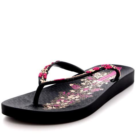 Iv Lovely womens ipanema lovely iv summer toe post