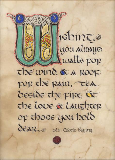 ancient celtic quotes quotesgram