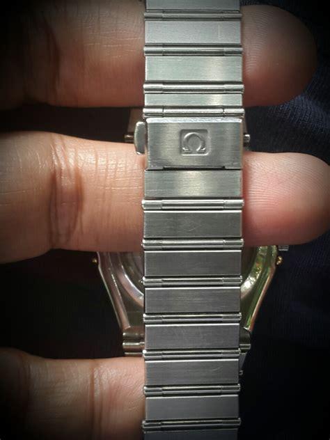 Rolex Combinasi azzam vintage omega constellation manhattan