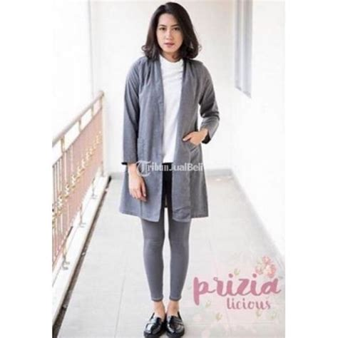 Harga Sweater Merk Uniqlo cardigan katun panjang aztec sweater dress