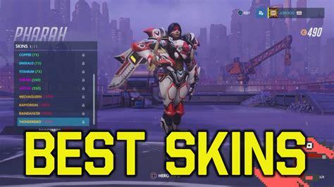 best skin overwatch top 5 best skins genji hanzo more