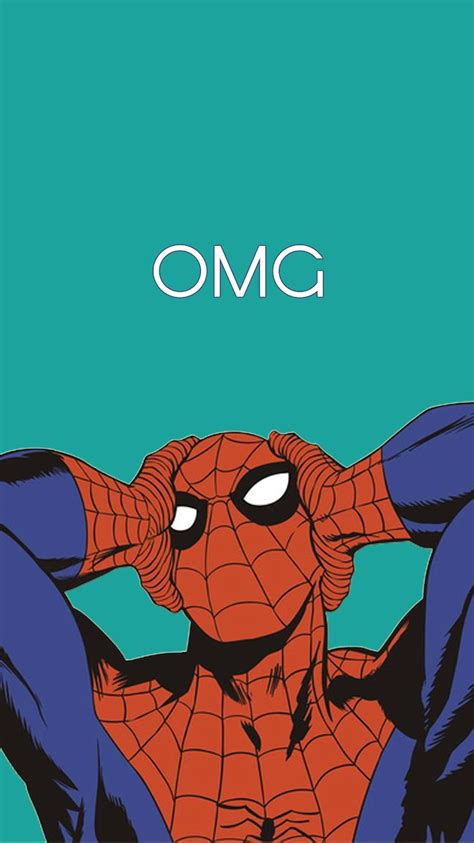 superhero iphone 6 wallpaper spider man marvel wallpaper iphone 6 nerd pinterest