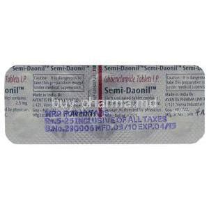 Daonil Glibenclamide glibenclamide buy glibenclamide
