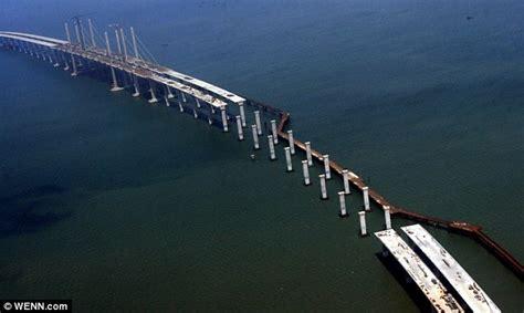 facts   qingdao haiwan bridge china worlds