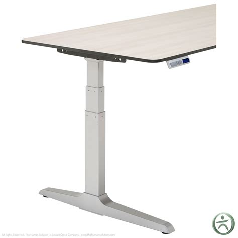 shop workrite hx rectangular adjustable height desks
