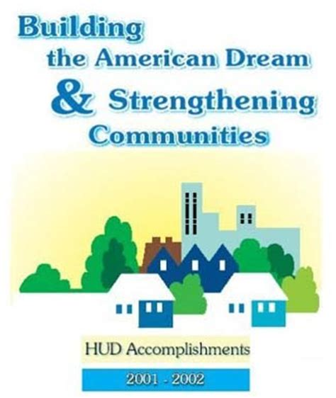 how to get on hud section 8 hud archives building the american dream hud