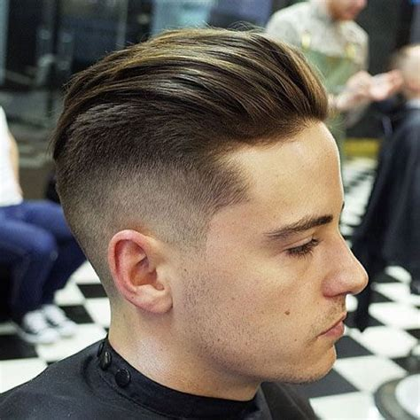 mens hairstyles pulled forward 25 best ideas about slick back undercut on pinterest