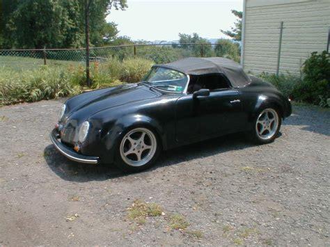 Porsche 356 Kit Car For Sale by 356 California Speedster Kit Car For Sale Pelican Parts