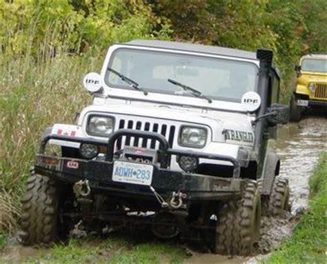 91 Jeep Wrangler Yj 91 Yj