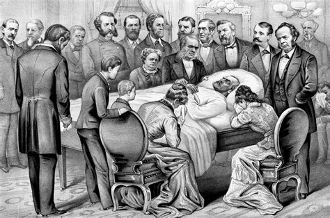 how st died the of president a garfield