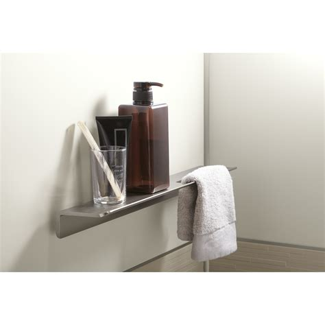 Floating Shower Shelf by Kohler Choreograph 14 Quot Floating Shower Shelf Reviews