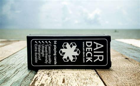 Air Deck by Air Deck Travel Cards 187 Gadget Flow